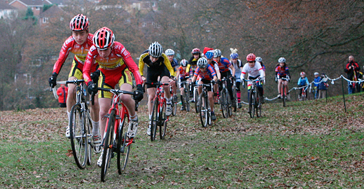 local CX race : from Western League website with their permission.